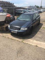 Audi A6 quattro ahk Klima