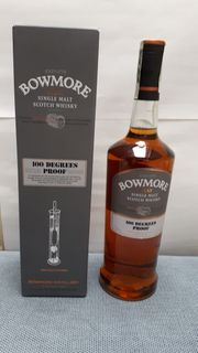 Whisky Bowmore 100 Degrees Proof