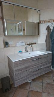 Pelipal Trentino Waschtisch und Spiegelschrank