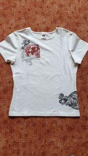 Damen T-Shirt Gr S