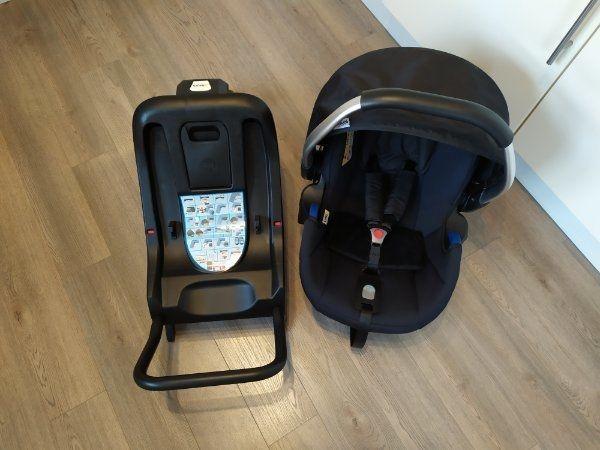 Babyschale Comfort Fix inkl Isofix