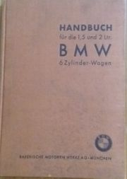 BMW Handbuch Betriebsanleitung BMW 315
