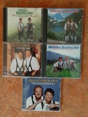 Musik CD Original Naabtal Duo
