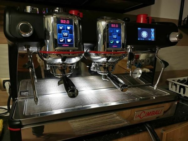 LaCimbali M100HD 2-group Espresso Machine