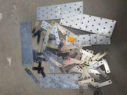 Metallplatten Verbinder Lochplatten Ca 90