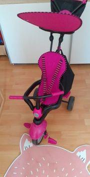 Dreirad Smartrike Glow Pink 4