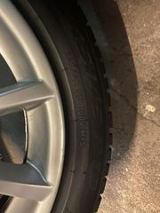 Alufelgen Reifen BMW
