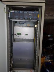 Schaltschrank Serverschrank für Datenübertragung