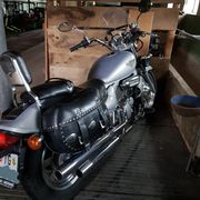 Motorrad 125 er HYOSUNG