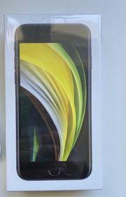 IPhone SE 2 2020 Schwarz