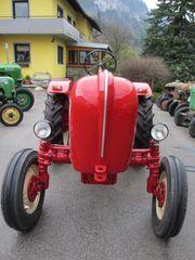 Porsche Traktor 133