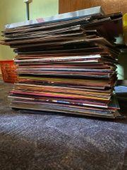 Schallplatten 85 Stück in gutem