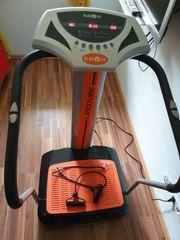 Fitnessgerät-Vibrationsplatte