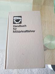 DDR Handbuch für Militärkraftfahrer