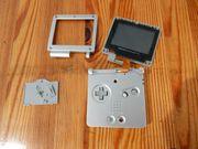 Game Boy Advance SP Gehäuse