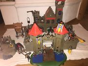 Königsritterburg von Playmobil plus Zusatzsets
