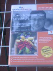 Spanisch Sprachkurs Fremdsprache PC-CD-ROM MP3-Audio-CD