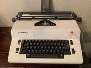 Elektrische Schreibmaschine Olympia Werke AG -