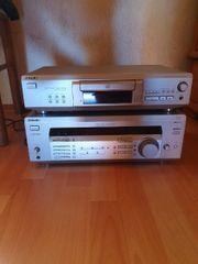 Sony Stereoanlage mit Bose Lautsprecher