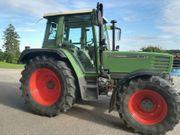 Fendt 309C Traktor Hydraulik