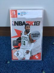 Tausche oder verkaufe NBA 2K18