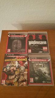 5 PS3 Spiele