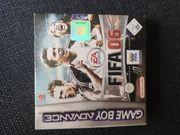 Fifa 06 Game boy Advanced
