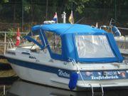 Kajüte Motorboot - NIDELV 200 PS