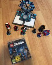 Lego Dimensions PS3 Spiel Figuren