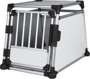 Trixie Hundetransportbox Aluminium M-L