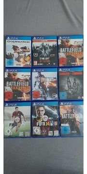 PS4 PS3 Spiel wie neu