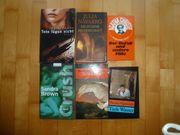 Schnäppchen - Bücher Krimi Thriller Karin