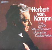 Karajan-das große Wunschkonzert klassischer Kostbarkeiten