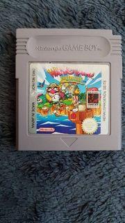 Game Boy Wario Land Yoyhis