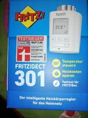 Fritz AVM Thermostat neu
