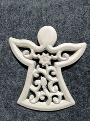 DIY Betondeko Ornament Engel Hängedeko