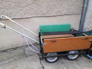 6- Sitzer Kinderwagen zu verkaufen