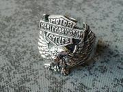 Ring Verstellbar Sterling Silber 925