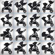 Kinderwagen Geschwisterwagen Babyjogger City Select