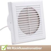 O 100mm Badlüfter Wandlüfter Ventilator
