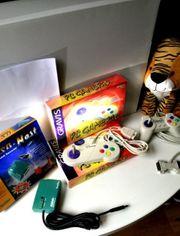 Game Pad Joystick und Converter