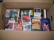 VHS Kassetten Alles Originale gebraucht