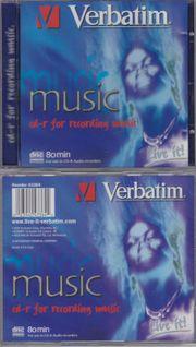 Verbatim CD-R 80 for Audio