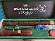 Mollenhauer Blockflöte 10003 Student dunkel