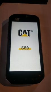 cat s60 mit wärmebildkamera