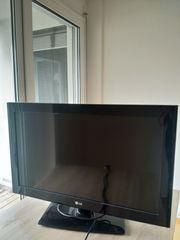 32 Zoll LG Fernseher voll
