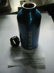 Wasserflasche Edelstahl von Suzuki Farbe