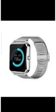 SMARTWATCH MIT METALL ARMBAND