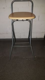Klapp- Bügelstuhl