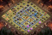 Clash of Clans Townhall 12